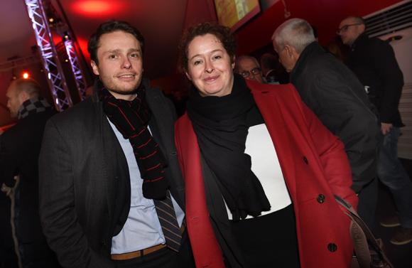 31. Gilles Blaise (Saentys) et Marie-Aude Vannier (Grosvenor)