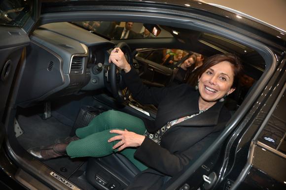 32. Paola Coppola Bottazzi, vice-Consul d'Italie
