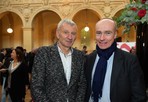34. Jean-François Zurawik (Ville de Lyon) et Jean-Pierre Vacher (TLM)