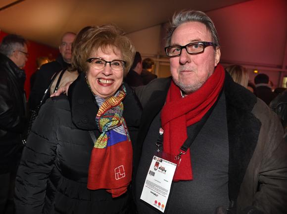 34. Evelyne Haguenauer et Jean-Marie Nauleau