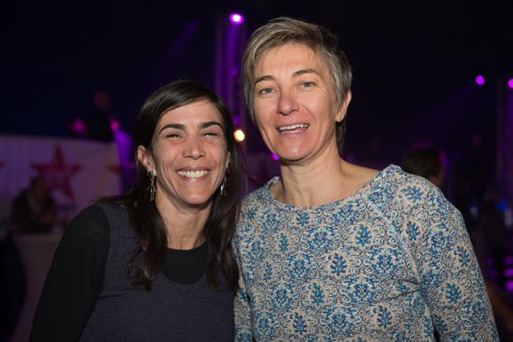 3. Aude Tognelli et Anne Magnin