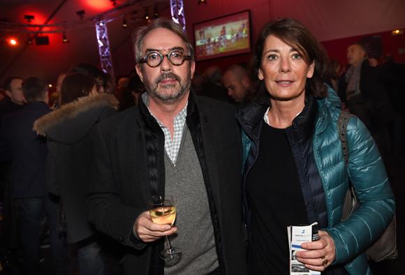 39. Stéphane Beaufront (Kulite) et son épouse Marion (IHOP & CLB)