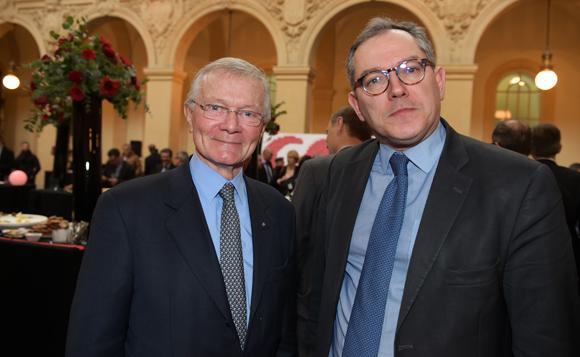 40. Jean Bonnet, consul du Nicaragua et Frédéric Dohet (RTE)