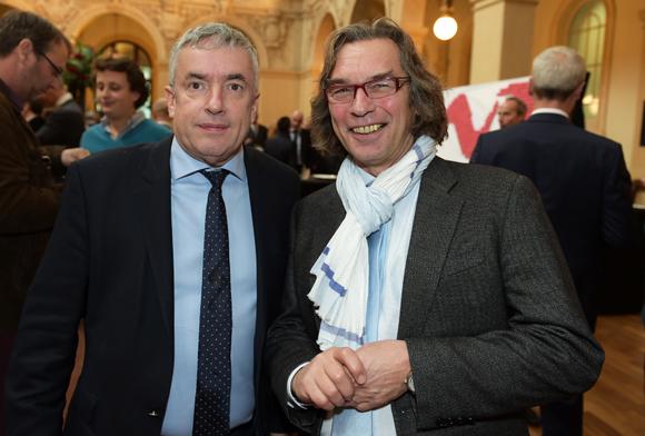 42. Jean-François Farenc (La Poste) et Thierry Baglan (GGBA)