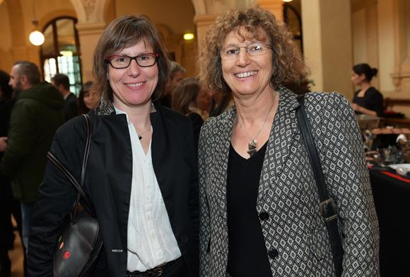 43. Jacqueline Roisil et Marie-Christine Premartin (ADEME)