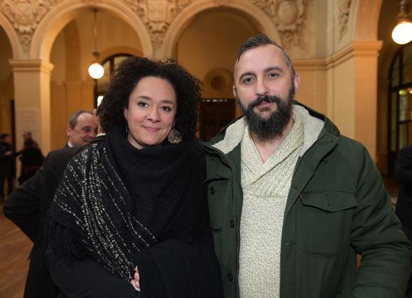 44. Sandra Hitouche et Alban Terrier (Chez moi Prod)