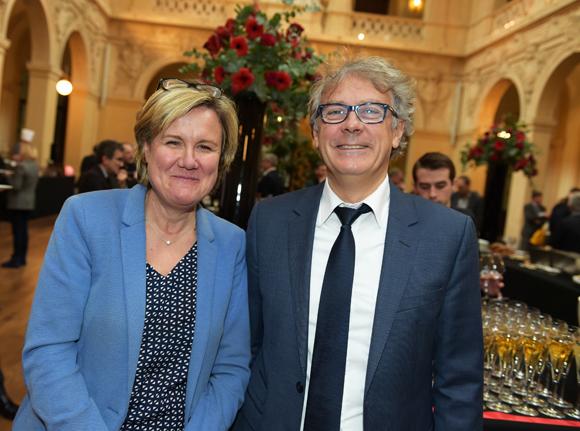 45. Pascale Savey (EDF) et Bernard Buffard (La Sphère des possibles)