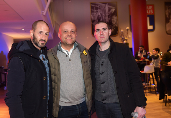 5. Julien Bourgeois (Dynamic View), Bruno Da Silva (Retail Global Solution) et Olivier Bourgeois (Dynamic View)