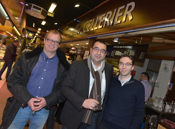 6. Guillaume Souy (Siemens), Jean-Léon Faure (Faure Collecte d'huile) et Thierry Rousson (Cap Office)