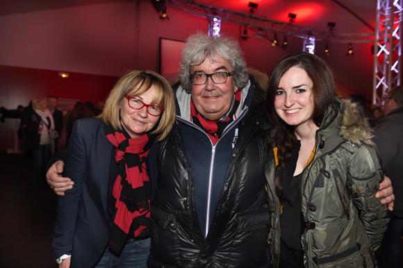 7. Frédérique Berthet (SCP Gauvin), Maitre Eric Gauvin et Julie Berthet (Université Lyon II)