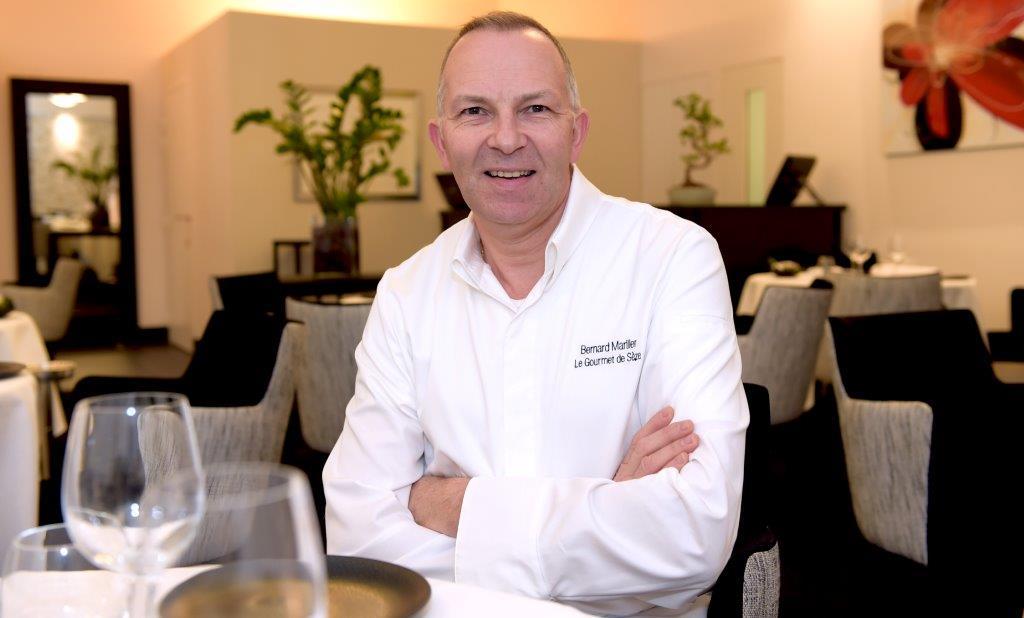 Bernard Mariller. Le maître du Gourmet de Sèze