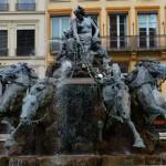 Fontaine Barthodi Lyon People 1