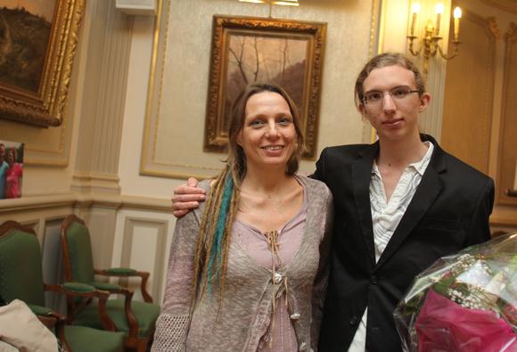10. Sophie Berthouze (Université Lyon I) et Damien Berthouze