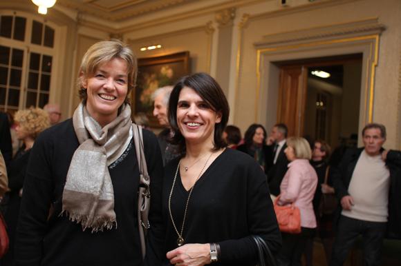 4. Sabine Toux (Courir pour Elles) et Anne Bernard (MIC France)