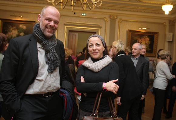 6. Pierre Tavaud (Eurodatacar) et Fatiha