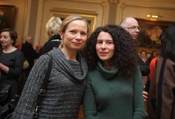 7. Cécile Cacco Ales et Agnès Crouzet