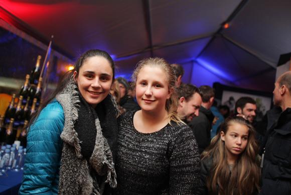 13. Marine Petitprez et Maeva Frappier