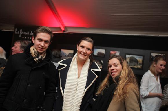 19. Pierre-Loe Million, Emilie Piriou (Maisons & Hotels Sibuet) et Mélanie Calcei (Voyage Privé)
