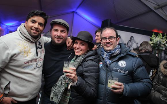 21. Nicolas Bally (Youpijob), Mister Depp (Beluga), Pauline Tual, (Pure Altitude) et Florent Boissi (Maisons & Hotels Sibuet)