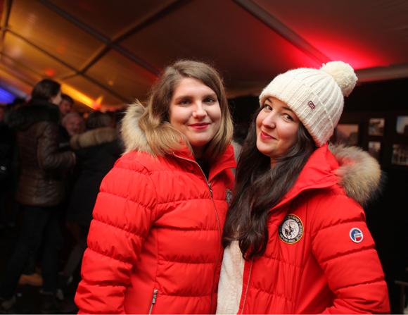 24. Agathe Esnault et Juliette Lamy de l'IPAC