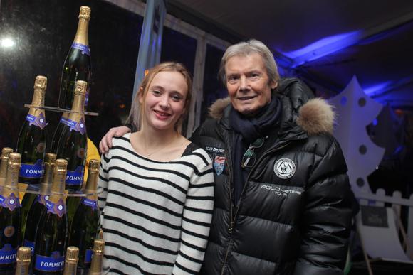 6. Fanny et Jean-Louis Barnoin (Champagne Pommery)