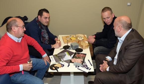 16. Loïc Raguin (Loradis), Pierre Kerleroux (Was Light) et Jean-Luc Remilly (Setreal)