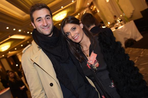 17. Baptiste Gabriel (Média Sport Promotion) et la photographe Barbara Tournaire