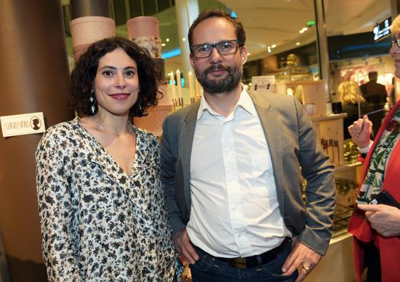 18. Caroline Girard (Organics Cluster) et Axel de Marles (Senseva)