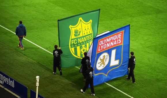 19. OL contre Nantes