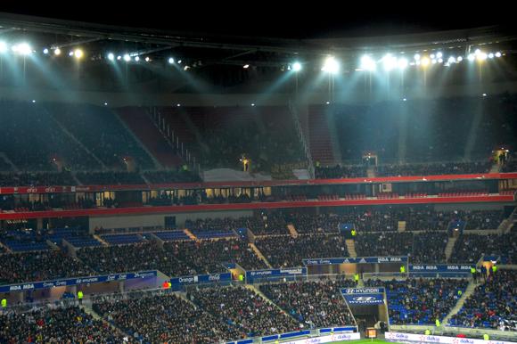 23. Les lumières du grand Stade