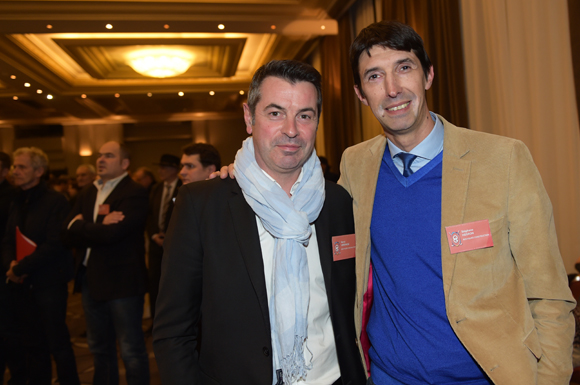 26. Hervé Veronese et Stéphane Hegron (Bouygues Construction)