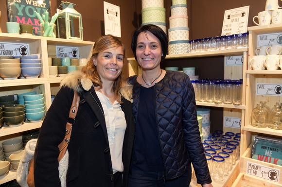 26. Blandine de Charentenay (Le laboratoire d'co) et Angélique Missonnier (Ecolaser)