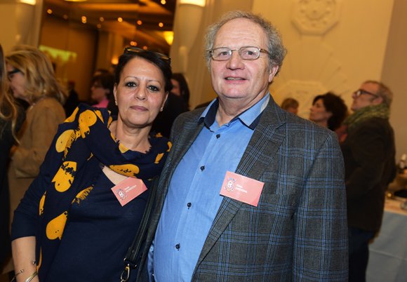 29. Farida Pietrocola et Gilles Preveral