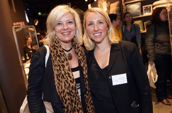 31. Fabienne Vulcain (RCM) et Caroline Chambonnière (C2C)