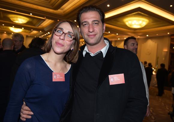 32. Audrey Monnot (Groupe Bernard) et Julien Ploton (Terre Adélie)