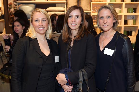 32. Caroline Chambonnière (C2C), Julie Jacquard (France 3) et Catherine Ibled (C2C)