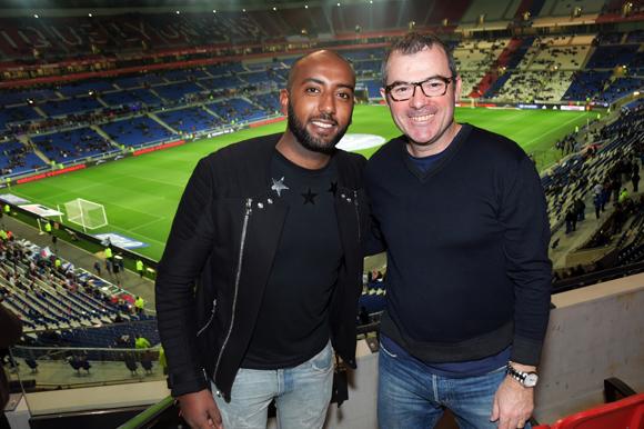6. Samuel Abraha (Semitan) et Stéphane Le Coz (Tui France)