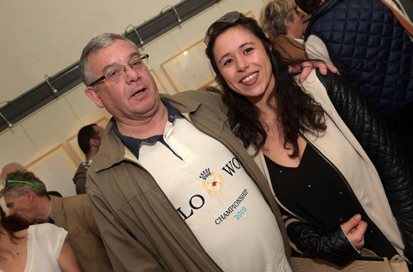 10. Jean-Marc Paches et Claire D'Almeida (Durel)