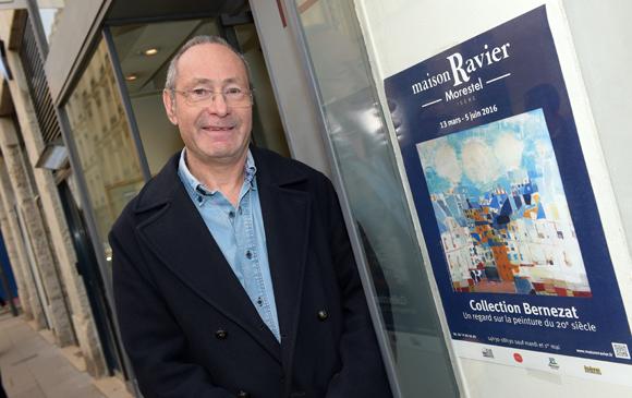 12. Jean-Claude Gauthier, vice-président de la Maison Ravier