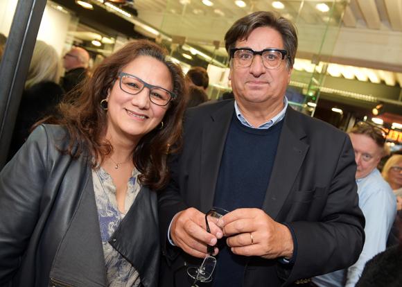 14. Myriam Hurez (LMH Habitat) et Jean-François Ramay (RCAA)