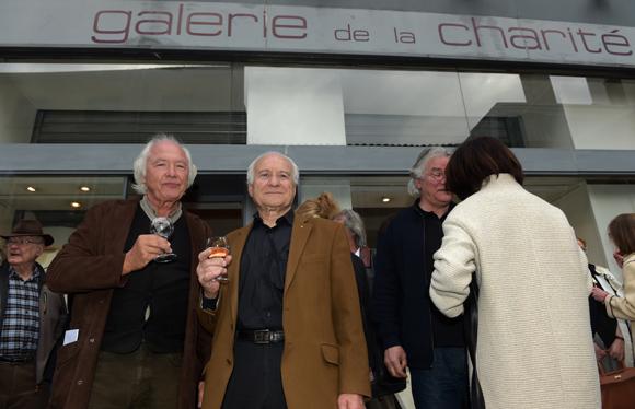 14. Jean-Marc Requien et Robert Sivilia