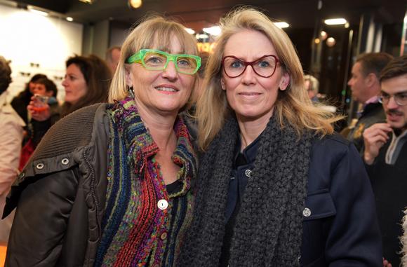 16. L'architecte d'Intérieur Isabelle Marion (CFAI) et Christine Oppermann