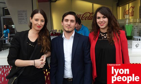 2. Célia Petot, Corentin Granella et Cindy Peltier (IDRAC)