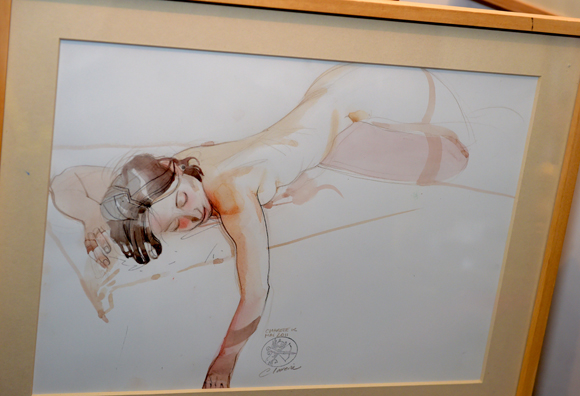 21. Jean Claverie