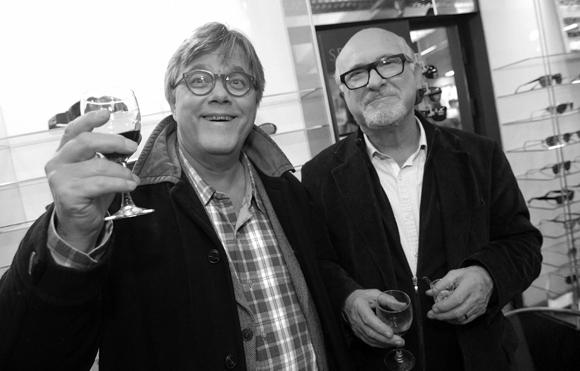 24. Jean-Luc Badoc (Ortems) et Jean-Pierre Verdiere (Ginkyo)