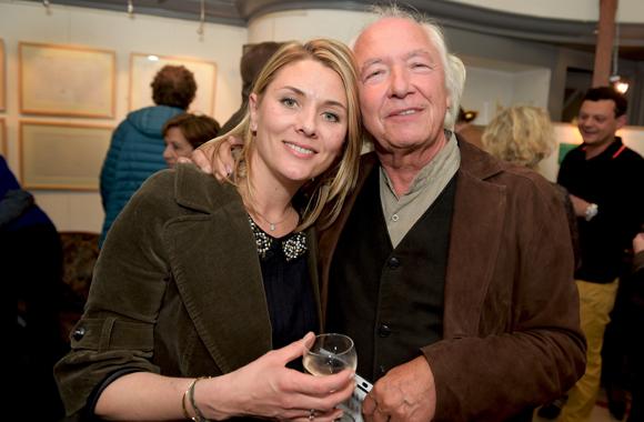 24. Elodie Khodja (Adecco PME) et Jean-Marc Requien