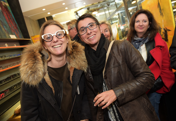 27. Caroline Nicolas (ARD) et Claudine Roche (Genese)
