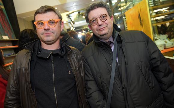 28. Sébastien Nicolas (Transvert 69) et Jean-Noël Regnier (Gecorec)