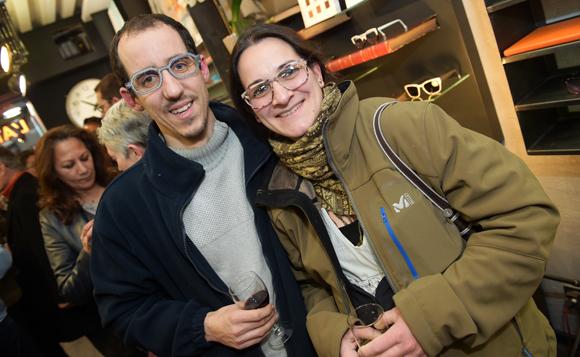 29. Franck Trolliard et Emilie Baracco (Metalfer)