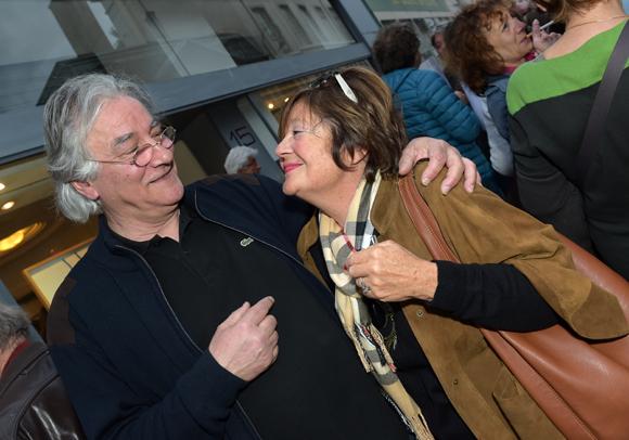 29. Jean Claverie et Marie-Christine Swire